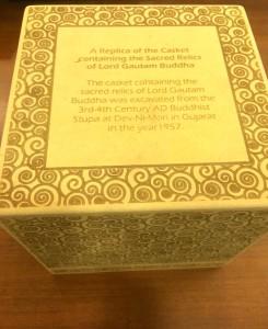 Buddha gift